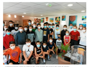 Un Breizh Summer Camp 22 « localisé » à cause du Covid